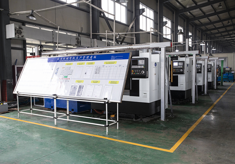 Agricultural Machinery Motor Shaft Production Line