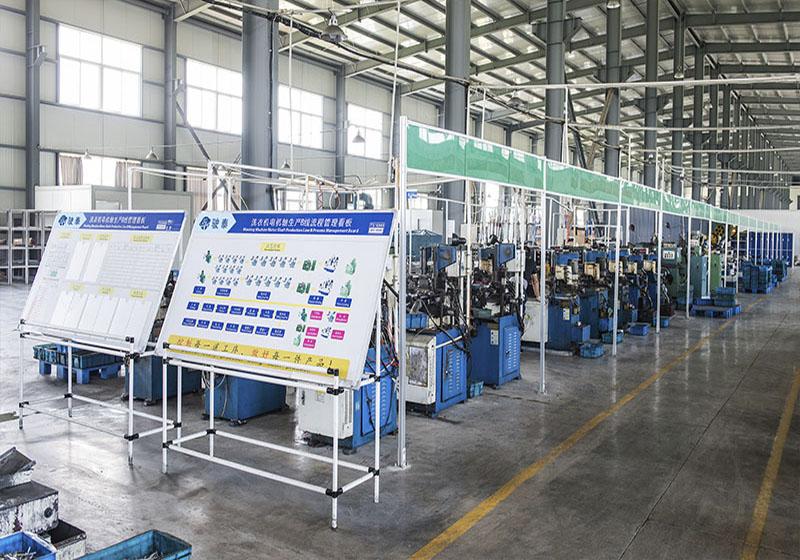 Drainage Pump of Washing Machine Motor Shaft Production Line B