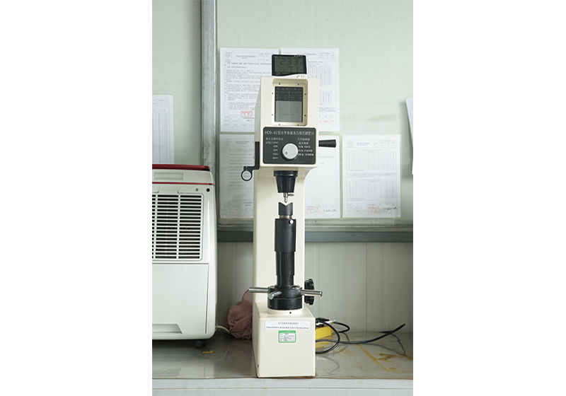 Optical Surface Rockwell Hardness Tester