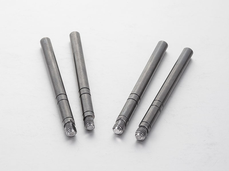 High Precision Stainless Steel Customized Motor Extension Shaft