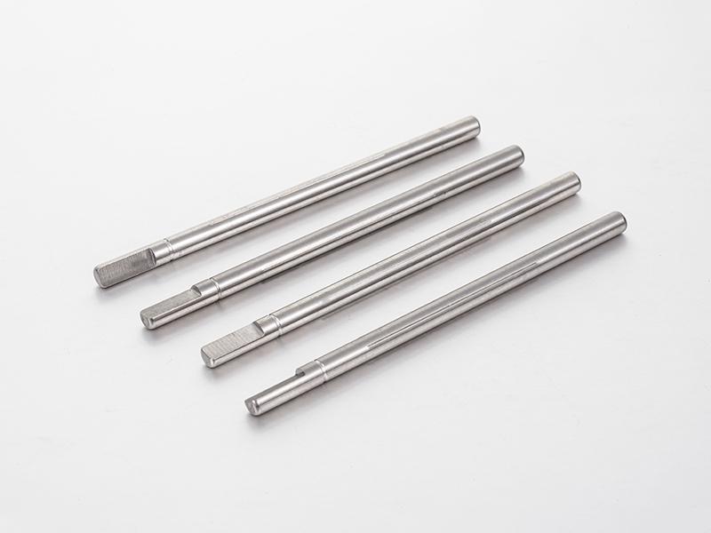 Custom Motor Shaft Precision 304 Stainless Steel
